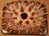 Brotplatte gefüllt